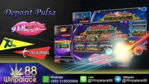Deposit Pulsa 918Kiss   Daftar 918Kiss