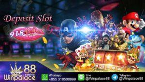 Deposit Slot 918Kiss   Tambah Kredit 918Kiss