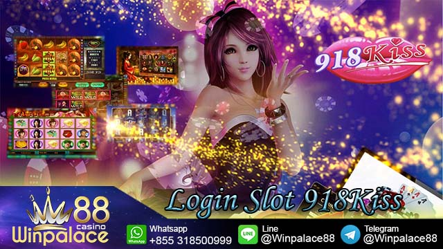 Login Slot 918Kiss | Link Download 918Kiss APK