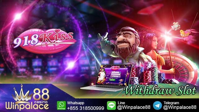 Withdraw 918Kiss | Tarik Kredit Slot Online