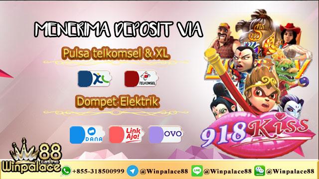 Deposit OVO Slot 918Kiss | Daftar 918Kiss