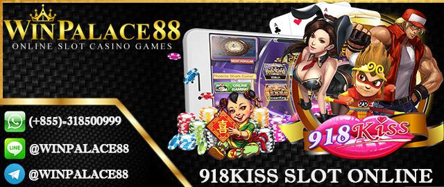918Kiss Slot Online