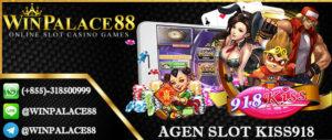 Agen Slot Kiss918