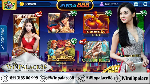 Download Mega888 Android APK