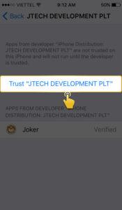 Joker123 APK iOS