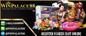 Register 918Kiss Slot Online