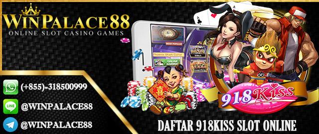 Daftar 918Kiss | Slot Online Indonesia