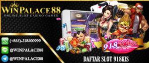 Daftar Slot 918Kis