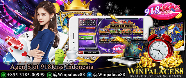 Agen Slot 918Kiss Indonesia