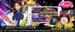 Daftar 918Kiss Casino